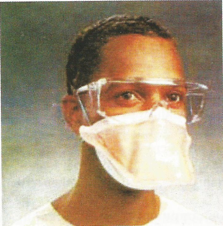 Kacamata & Masker Pelindung