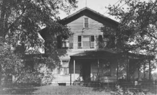 John Brown's house built in the early 1820s
