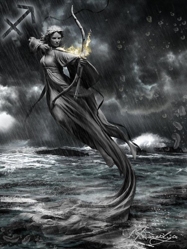 Nhân Mã với Bạch Dương, Sư Tử lãng mạn cực kỳ