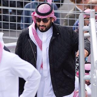 """"""" جاكيت ولي العهد""""وسعره يثير ضجة في السعودية"""