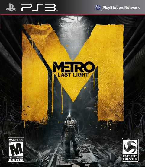 Metro Last Light - Download game PS3 PS4 RPCS3 PC free