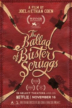 The Ballad of Buster Scruggs Torrent - WEB-DL 720p/1080p Dual Áudio
