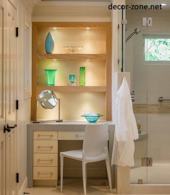 30 modern dressing table designs for bedroom ideas for Bedroom dressing ideas