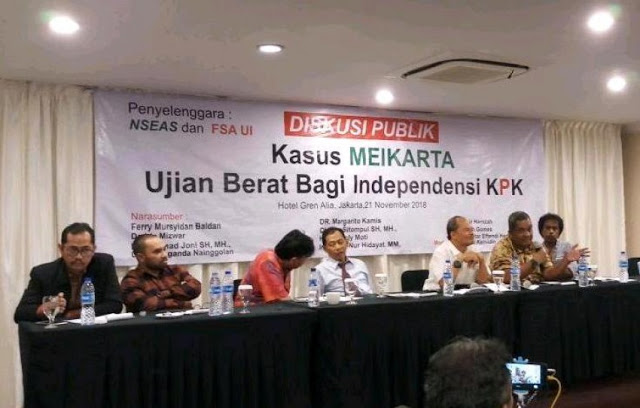 KPK Ditantang Sita 29 Bangunan Tower Meikarta, Berani?