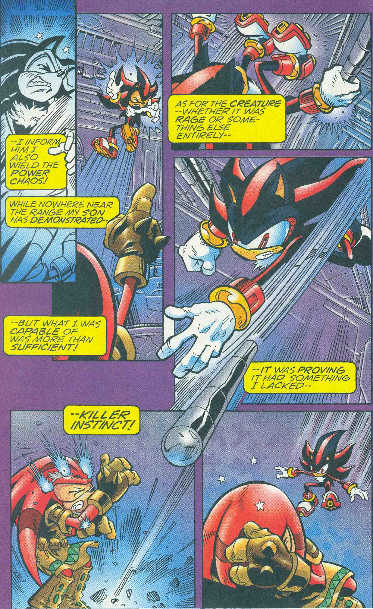 Read online Sonic The Hedgehog comic -  Issue #145 - 10