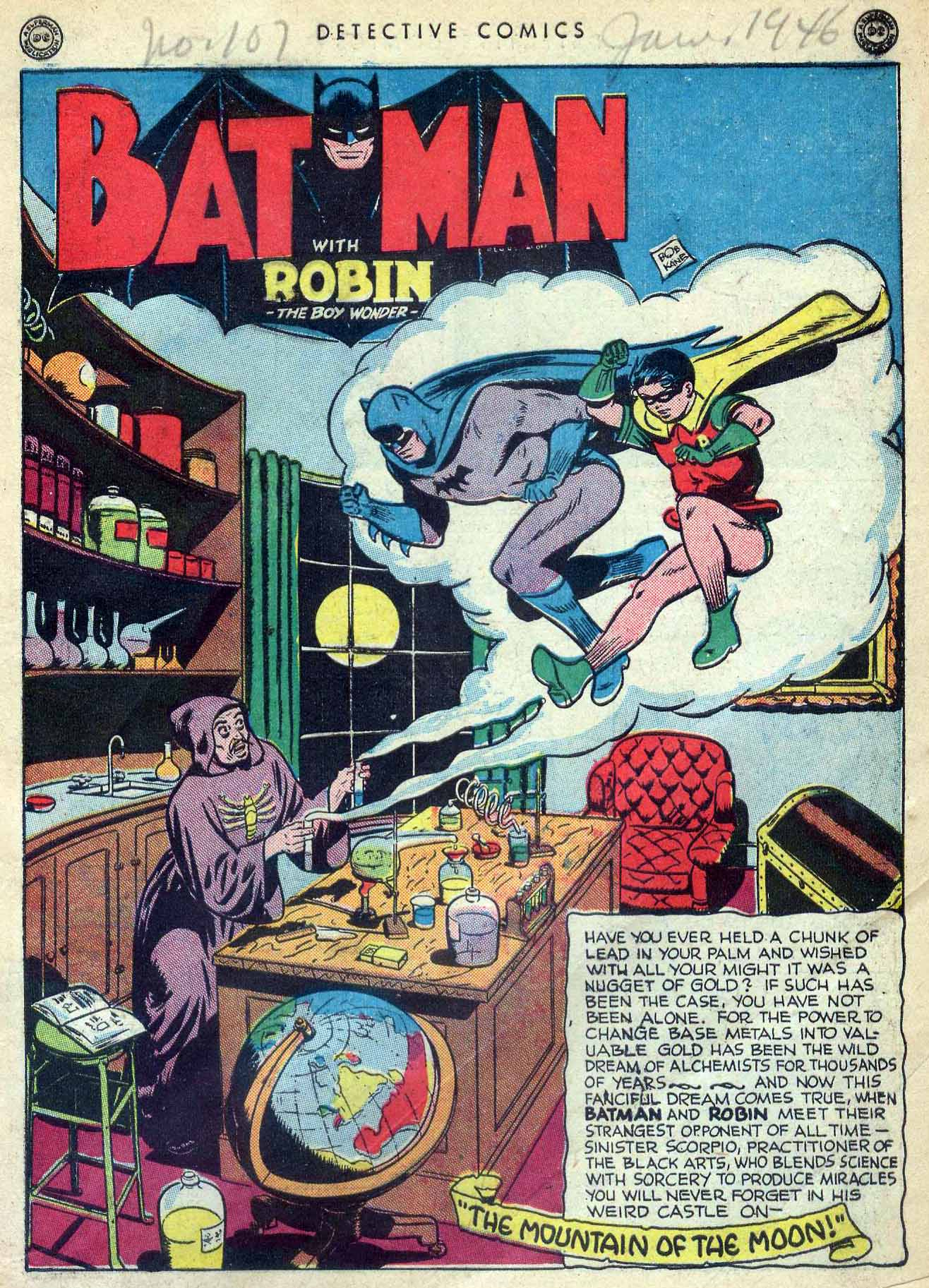 Detective Comics (1937) 107 Page 2