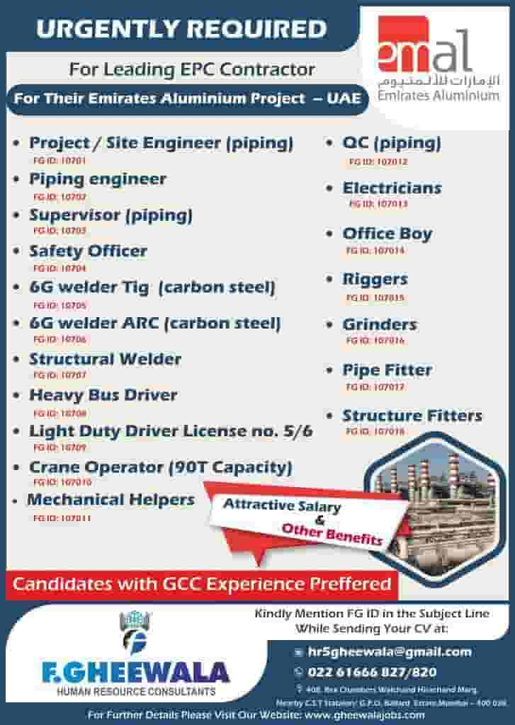 Painting Inspector Jobs In Africa