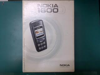 Dus Nokia 1600 Seken