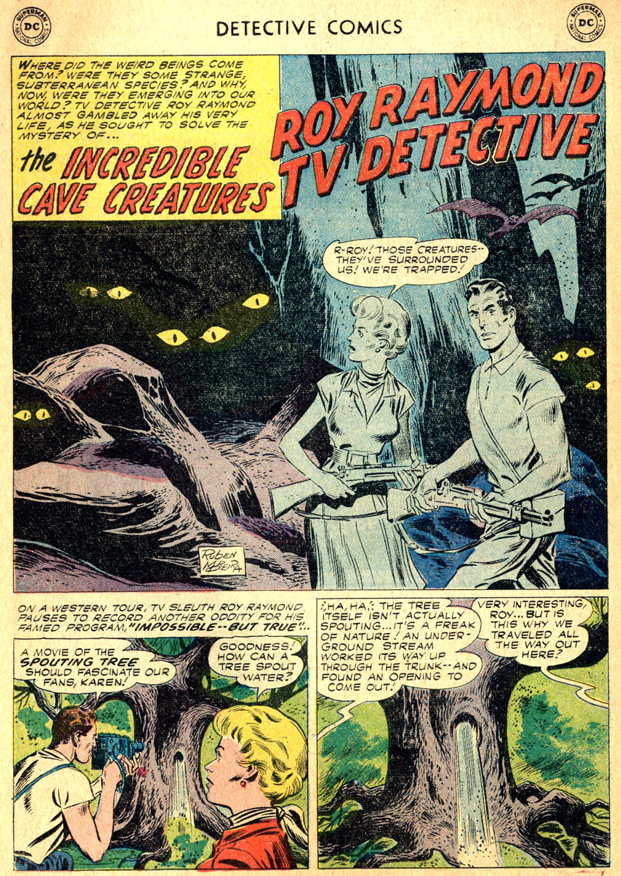 Read online Detective Comics (1937) comic -  Issue #271 - 18