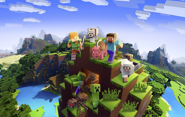 Daftar Kode Game Minecraft PC