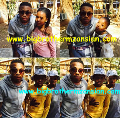 Big Brother Mzansi Ex With Kids In Limpopo Photos