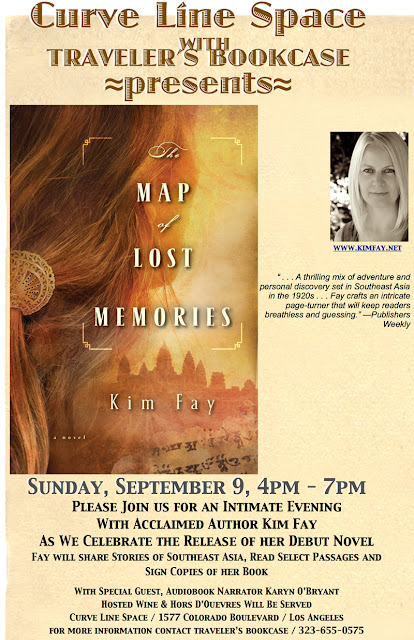 "Meet the Author of ""The Map of Lost Memories"""