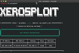 Cara Sniffing Gambar dengan Xerosploit Kali Linux