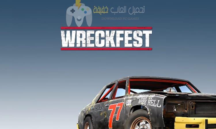 تحميل لعبة Wreckfest مضغوطة برابط واحد مباشر