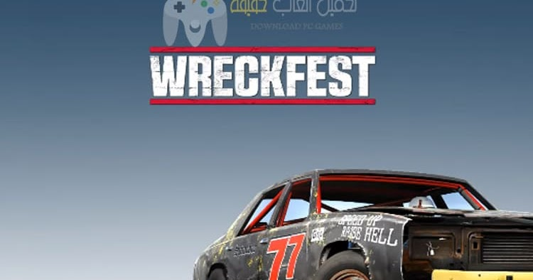 تحميل لعبة wreckfest