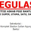 Kompetisi Ascab PSSI Bantul Tahun 2017