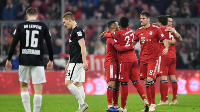 Hasil Liga Jerman: Bayern Susah Payah Kalahkan Leipzig