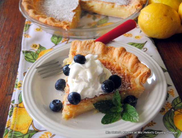 Nana's Lemon Pie