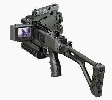 how to make a cool gun that shoots
