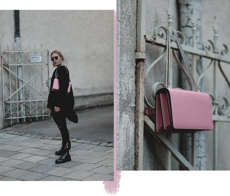 Outfit-Style-Streetstyle-Look-Sassyclassy-UrbanClassics-AGNEEL-RayBan-Smartbuyglasses-Fashionblog-Fashionblogger-Modeblog-Style-Munich-Muenchen-Lauralamode