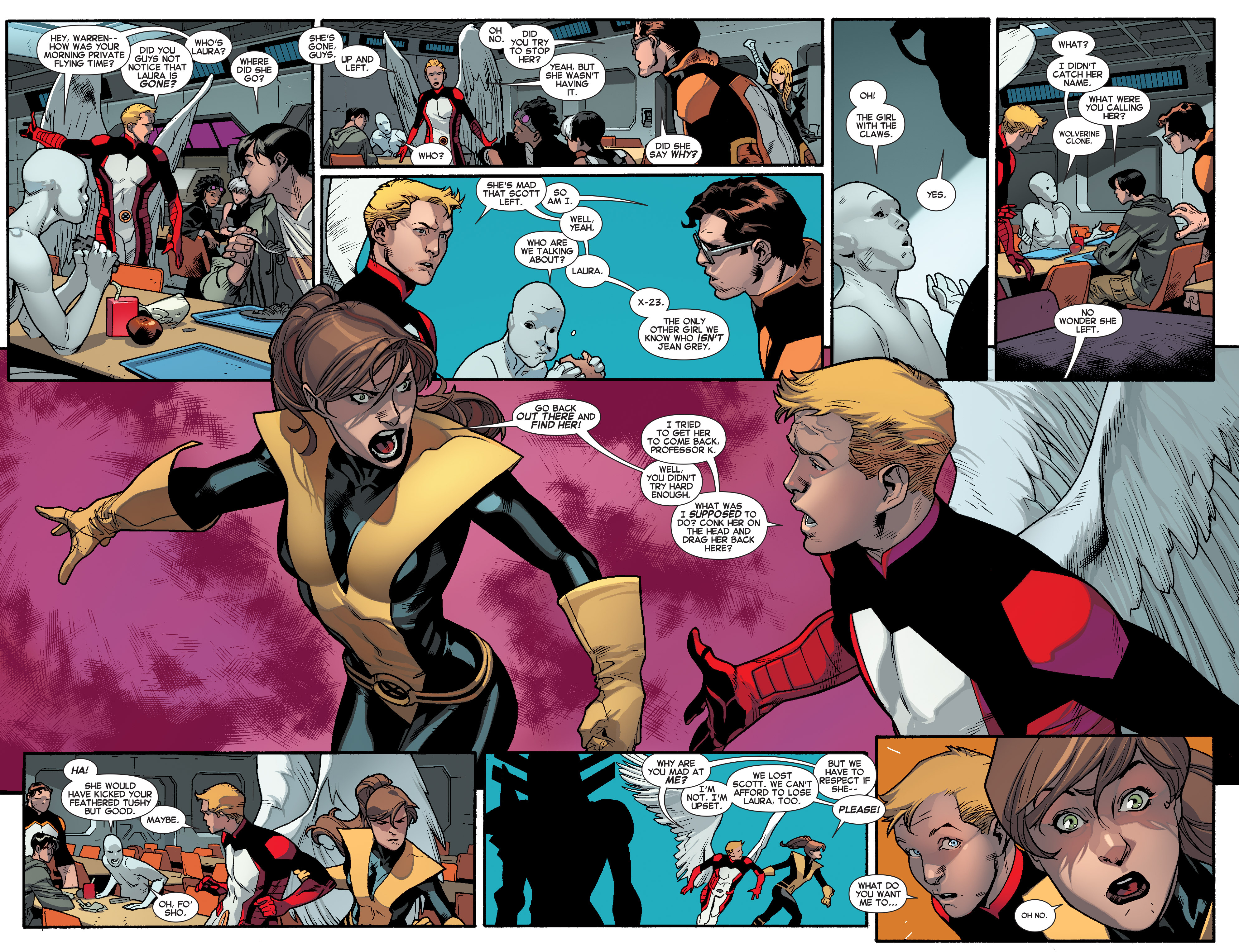 Read online All-New X-Men (2013) comic -  Issue #26 - 16