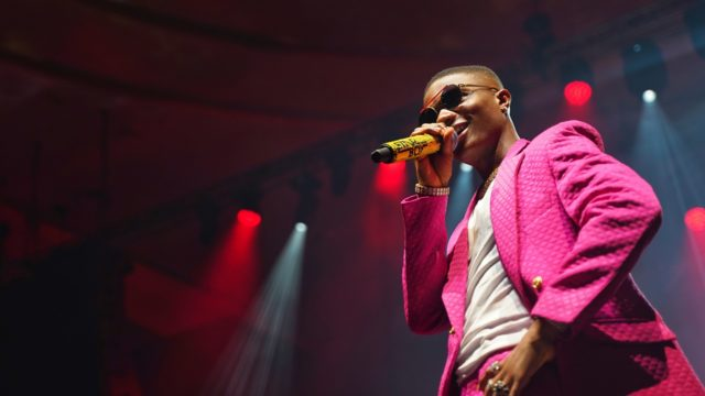 Wizkid VIP Experience: Starboy Is King, Again And Again