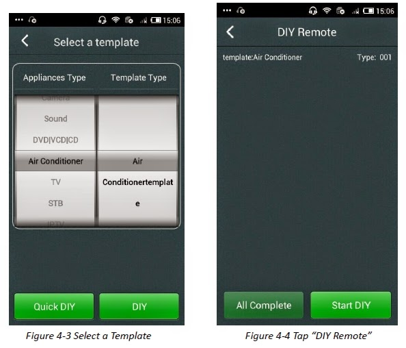 Intelligent Universal Remote for Android and Iphone: Add a