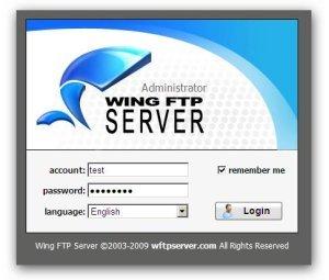 Wing FTP Server Corporate 5.0.8 Multilingual Full Version