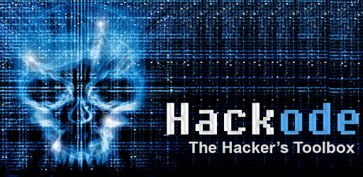 Hackode-the hackers toolbox