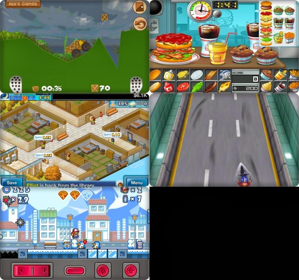 Download Apk 5 game Android ukuran kecil yang keren! -  Bagian 1