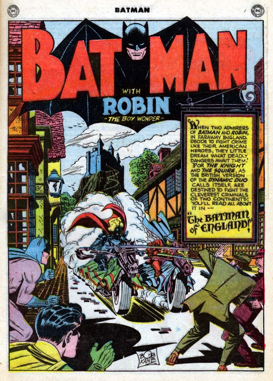 Read online Batman: The Black Casebook comic -  Issue # TPB - 5