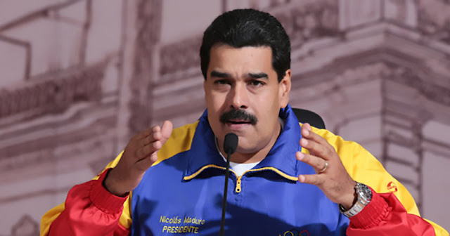 """Peña es """"un empleado maltratado y violado"""" por """"su jefe"""" Trump: Maduro"""