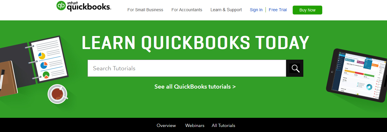 Leaning Online: Quickbooks Free Trial Download