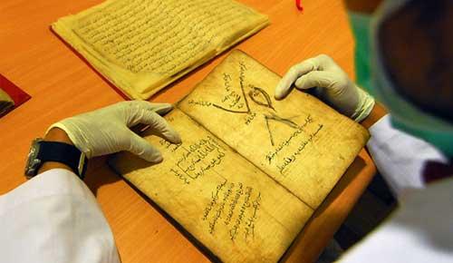 Arab Saudi Termasuk Negara Terkaya Manuskrip Kuno