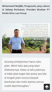 Nasihat Buat yang Ingin Memulai Bisnis