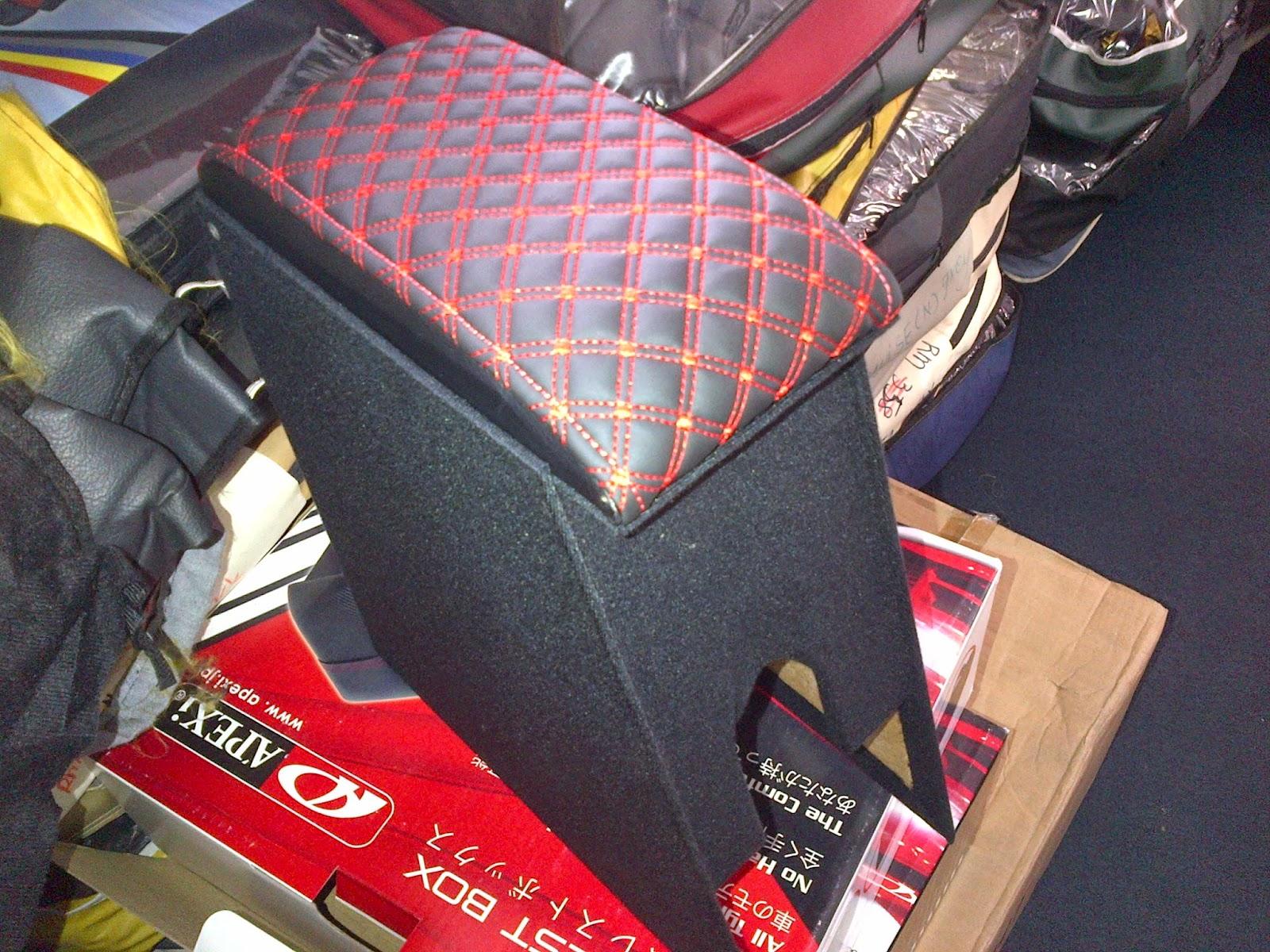 MC-X Armrest - Car Armrest Console Box