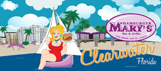 Hamburger Mary's is a chain LGBTQ friendly restaurant in eight states with six stores in Florida
