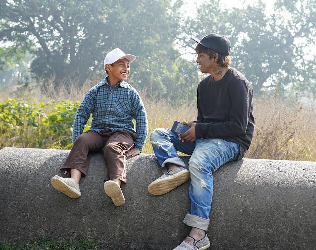 Sourajit Saha & Nephew Rick 2