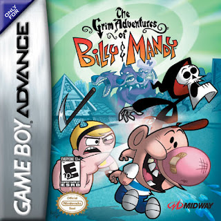 The Grim Adventures of Billy and Mandy ( BR ) [ GBA ]