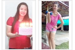 Diet Kentang dan Singkong Rebus, Wanita Ini Sukses Turun 20 Kg