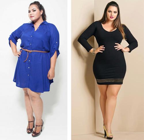model baju santai wanita gemuk