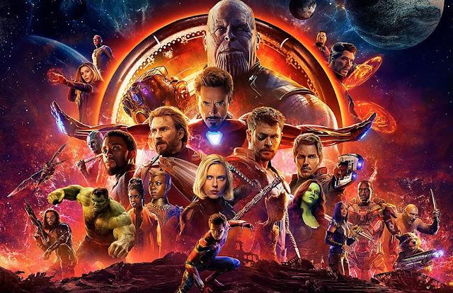 Nerve-Wracking Avengers Infinity War