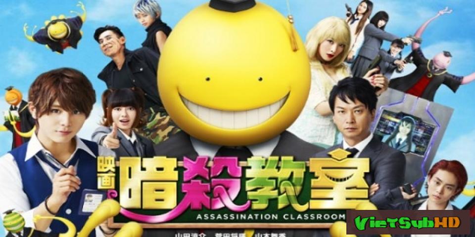 Phim Lớp Học Ám Sát (phần 2) Tập 24 VietSub HD | Assassination Classroom 2 (ansatsu Kyoushitsu 2) 2015