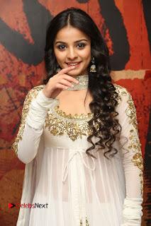 Telugu Actress Mahima Makwana Stills in White Desginer Dress at Venkatapuram Movie Logo Launch  0050.JPG