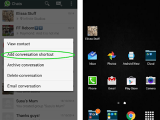 0 0 600 0 70  Features convo%2Bshortcut - 12 WhatsApp Tricks you should start using today