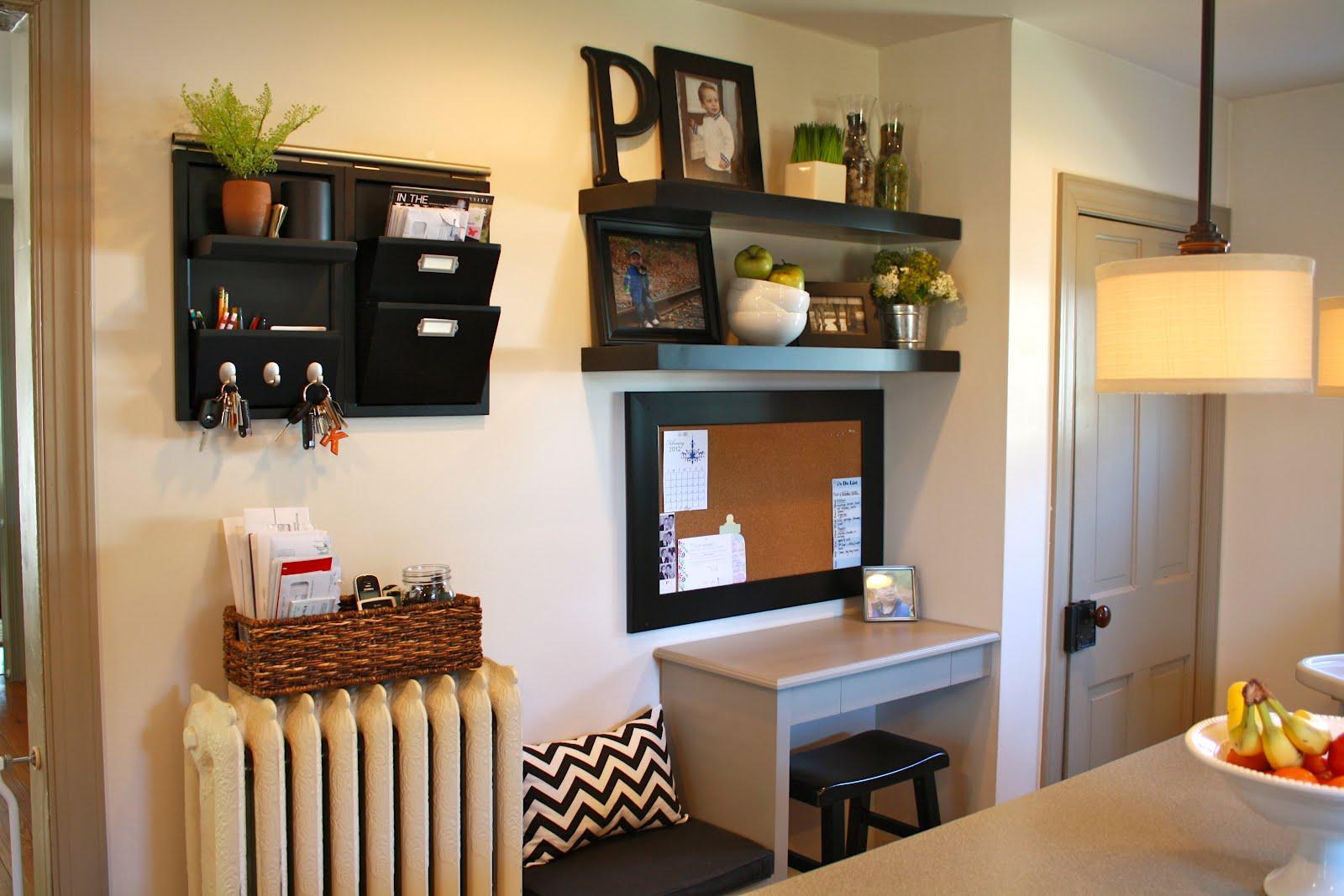 Studio Lime Design Kitchen Message Center