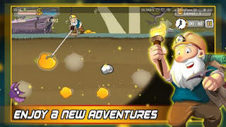 Gold Miner Vegas HD Apk v2.0 Mod (Diamonds/Money)