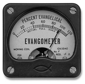 evangelical meter