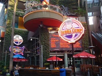 City Walk Restaurante Bubba Gump Shrimp