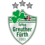 Logo Tim Klub Sepakbola SpVgg Greuther Fürth PNG